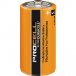 x 1 MN1400 (TYPE C) Duracell procell battery