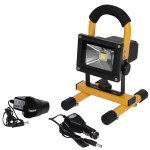 C.K 10W LED rechargeable floodlight(SPECIAL PRICE)