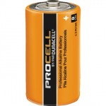 x 1 MN1300 (TYPE D) Duracell procell battery
