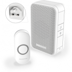 Honeywell wireless plug in and portable doorbell