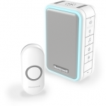 Honeywell wireless door bell with strobe & push