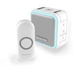 Honeywell wireless door bell & push-compact style