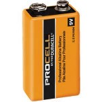 x 1 MN1604 (9V size) Duracell procell battery