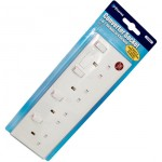 Eterna 1/2 gang to 4 gang socket converter